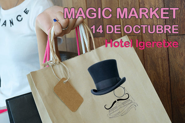Magic Market Otoño en Getxo